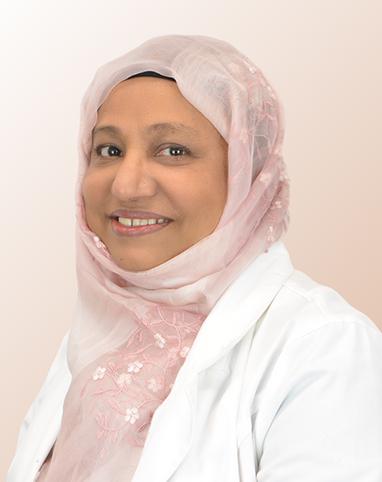Dr. Laila Afroz MD CCFP